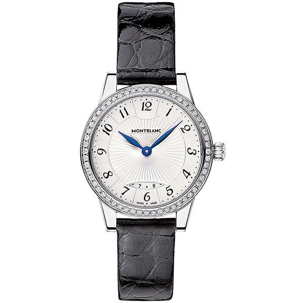 [추가비용없음] MONTBLANC 111208 Boheme Date WoMens Watch
