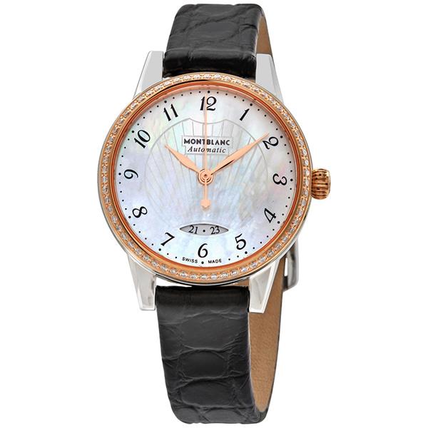 [추가비용없음] MONTBLANC 116500 Boheme Ladies Automatic Watch