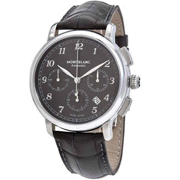 [추가비용없음] MONTBLANC 118515 Star Legacy Chronograph Automatic Mens Watch