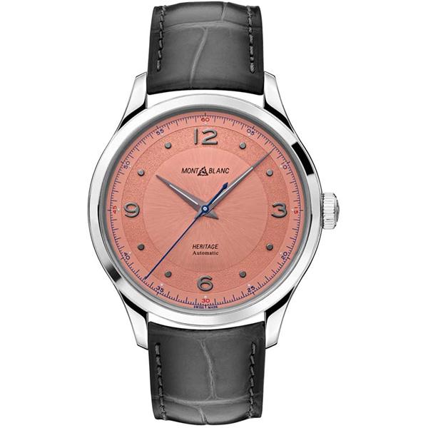 [추가비용없음] MONTBLANC 119944 Heritage Automatic Watch