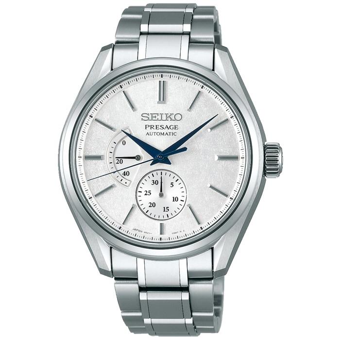 [추가비용없음] 세이코 SEIKO PRESAGE 자동 와인딩 시계 남성 프레스티지 라인 SARW041