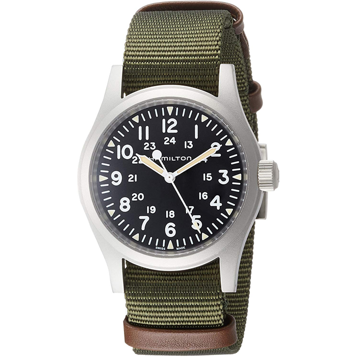 [추가비용없음] 해밀턴 Hamilton Khaki Field H69429931 Khaki Field Mechanical