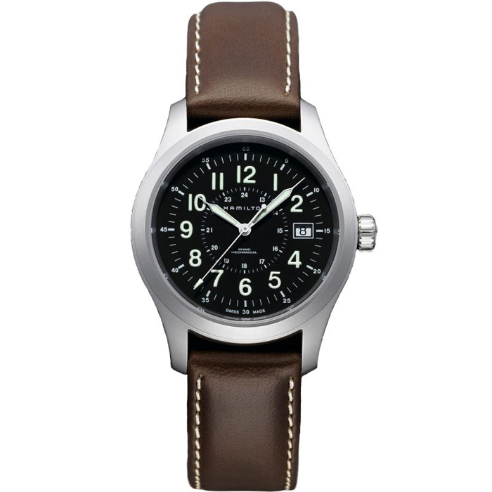 [추가비용없음] 해밀턴 Hamilton FIELD Mechanical Officer H69519533