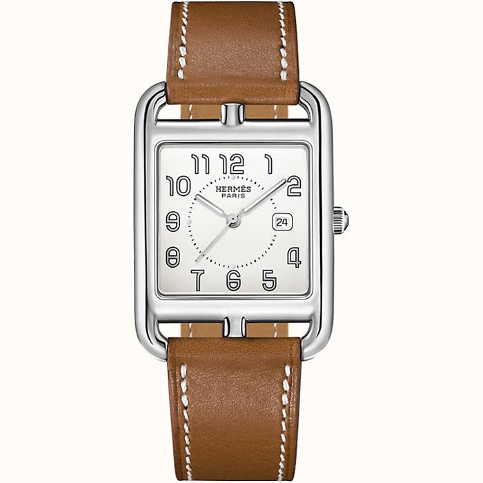 [추가비용없음] 에르메스 HERMES Cape Cod GM 043638WW00 에르메스 여성 시계