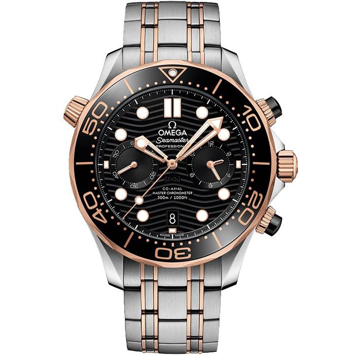 [추가비용없음] 오메가 OMEGA 210.20.44.51.01.001 Seamaster 300M Co-Axial Master Chronometer Chronograph