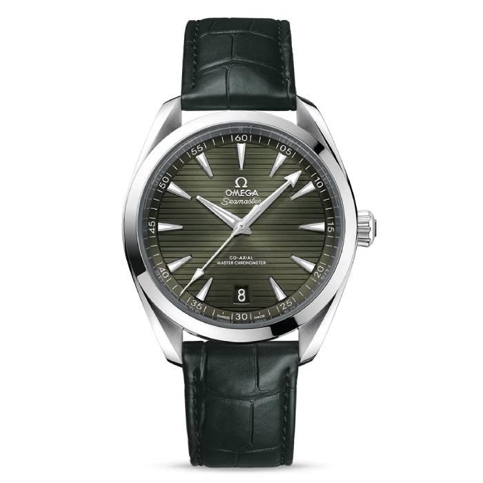 [추가비용없음] 오메가 OMEGA 씨마스터 220.13.41.21.10.001 SEAMASTER AQUA TERRA 150m Master Chronometer
