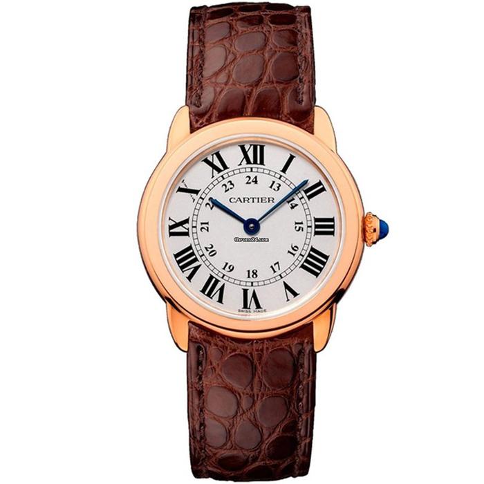 [추가비용없음] 까르띠에 Cartier W6701007 RONDE SOLO 롱드솔로 까르띠에 여성