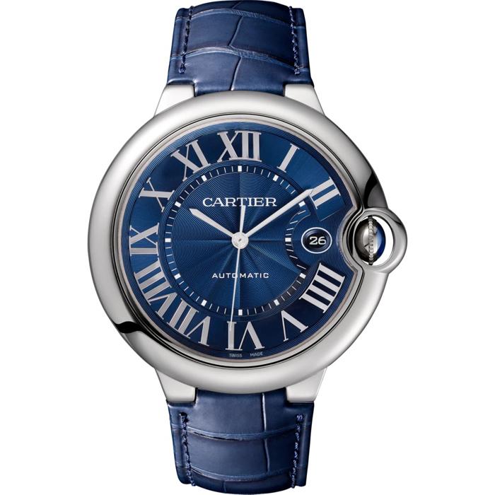 [추가비용없음] 까르띠에 Cartier WSBB0025 Ballon Bleu 42mm 남성