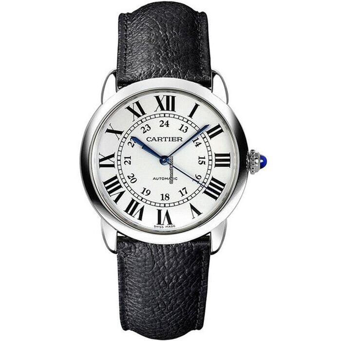 [추가비용없음] 까르띠에 Cartier WSRN0021 LM Cartier RONDE SOLO LM