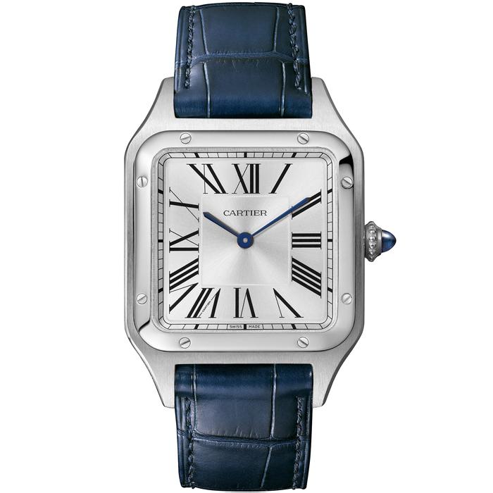 [추가비용없음] 까르띠에 Cartier WSSA0022 Santos Dumon 남성