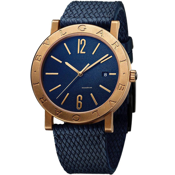 [추가비용없음] 불가리 BVLGARI BB41C3BSD/MB Bulgari Bronze Blue 41mm