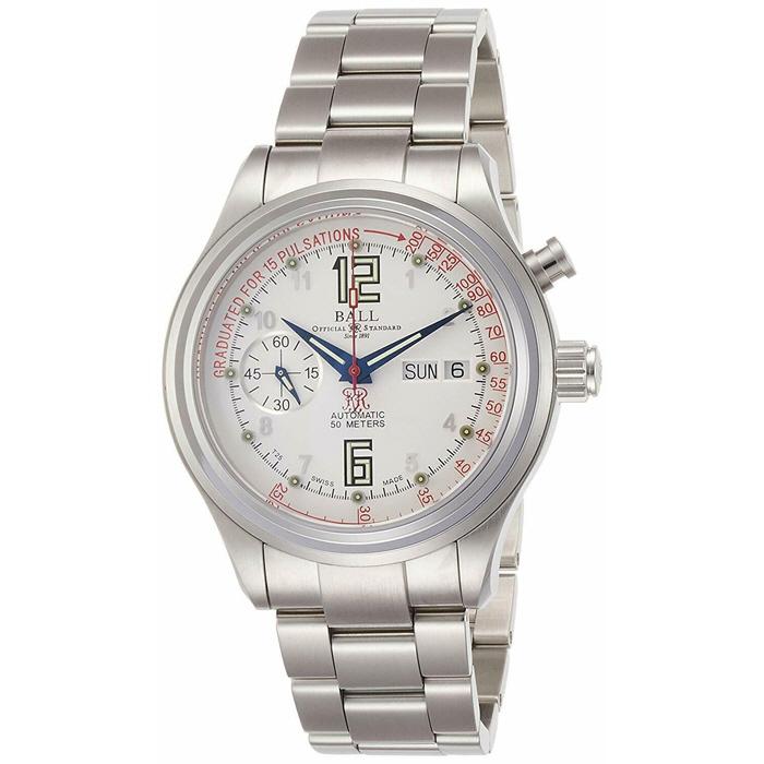 볼워치 BALL Watch  Trainmaster CM1038D-SAJ-WH