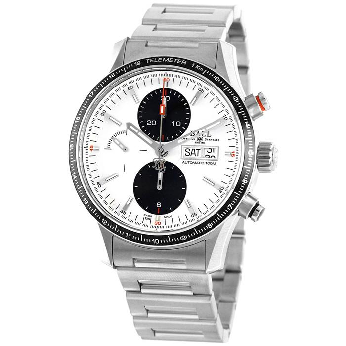 BALL Watch  볼워치 스토크 맨 스톰 체이서 전문 남성 CM3090C-S1J-WH