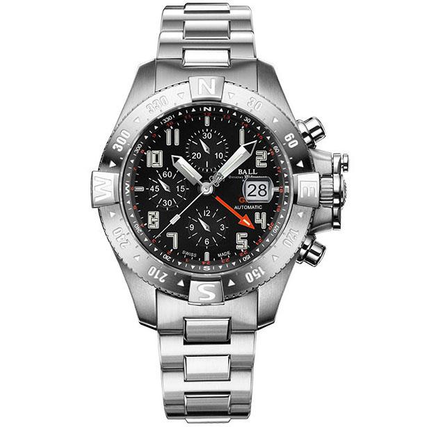 [추가비용없음] 볼워치 BALL Watch  DC3036C-SAJ-BK Engineer Hydrocarbon Space Master Watch