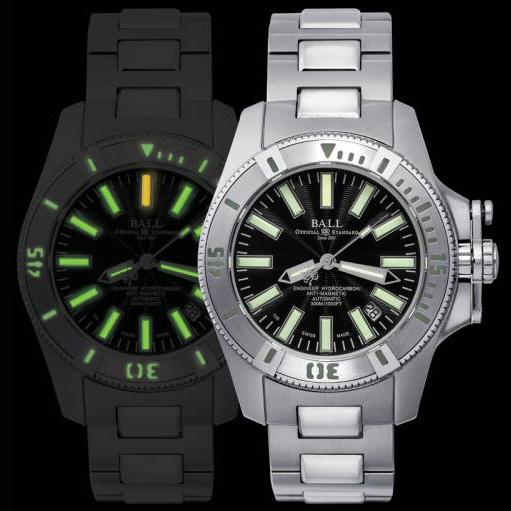 [추가비용없음] 볼워치 BALL Watch  DM1016A-S1J-BK Engineer Hydrocarbon