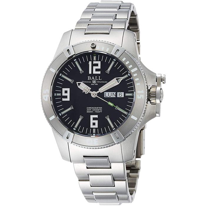 [추가비용없음] 볼워치 BALL Watch  엔지니어 스페이스 마스터 333m DM2036A-S10CJ-BK