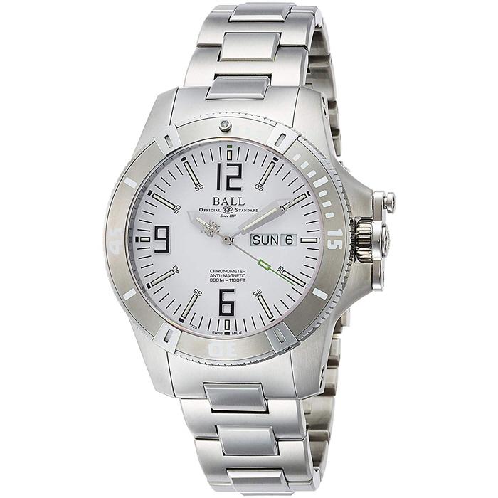 [추가비용없음] 볼워치 BALL Watch  엔지니어 스페이스 마스터 333m DM2036A-S10CJ-WH