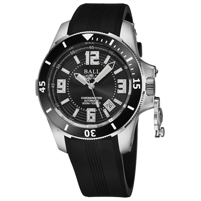 BALL Watch  볼워치 엔지니어 하이드로 카본 세라믹 XV 300m 방수 DM2136A-PCJ-BK