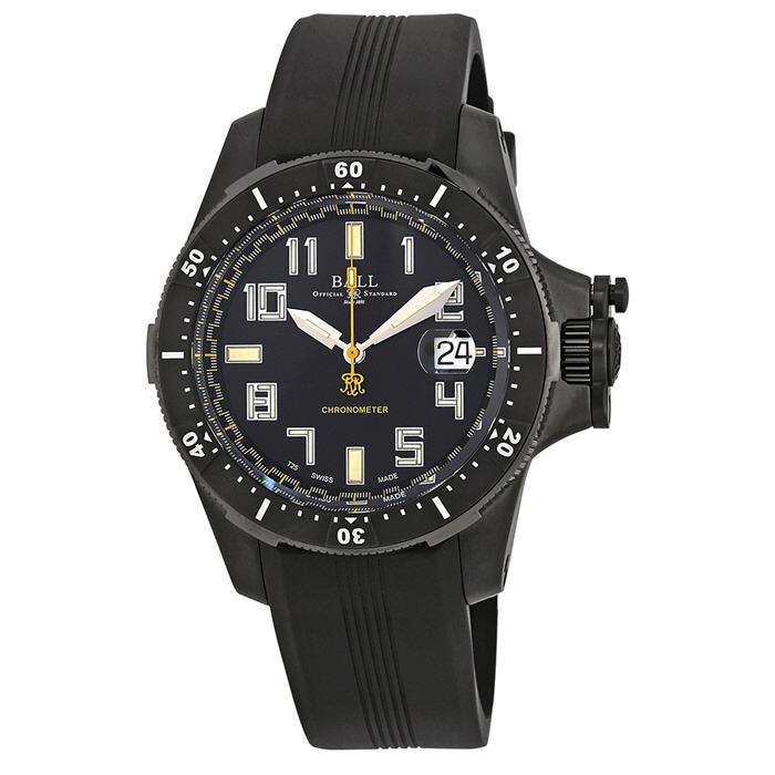 [추가비용없음] BALL Watch  DM2176A-P1CAJ-BK 엔지니어 하이드로카본 Engineer Hydrocarbon 42mm