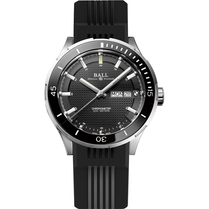 [추가비용없음] BALL Watch  볼워치 DM3010B-PCJ-BK BMW 시계 타임 트레커 남성