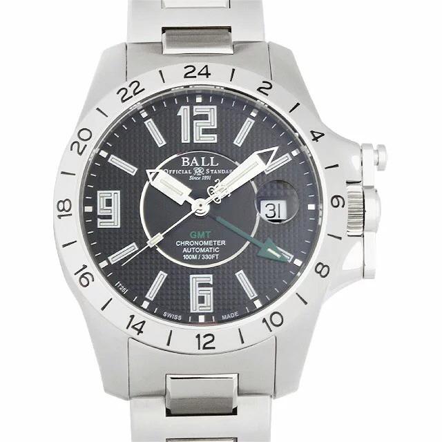 [추가비용없음] BALL Watch  볼워치 엔지니어 하이드로 카본 남성 GM2098C-SCAJ-BK