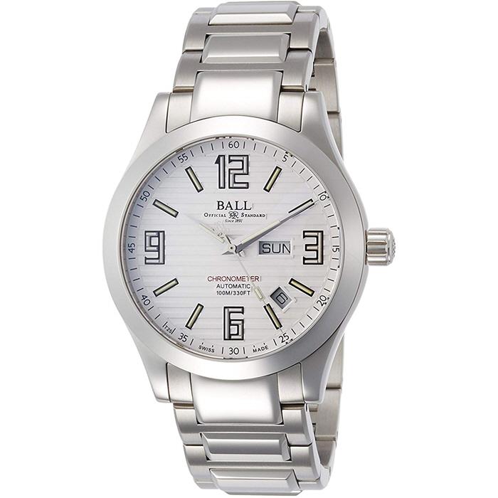 [추가비용없음] BALL Watch  볼워치 엔지니어 II 아라빗쿠 남성 NM2026C-S2CAJ-SL