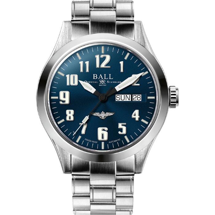 [추가비용없음] 볼워치 BALL Watch  NM2182C-S2J-BE BALL Watch  엔지니어 3 실버스타 03