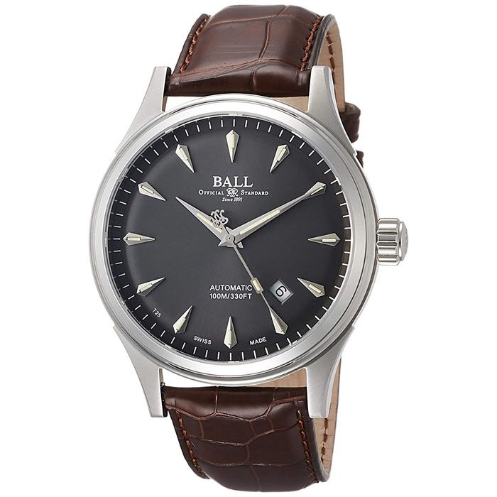[추가비용없음] BALL Watch  볼워치 파이어 맨 레이서 클래식 남성 NM2288C-LJ-GY