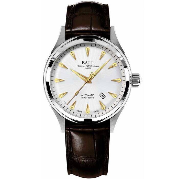[추가비용없음] BALL Watch  볼워치 파이어 맨 레이서 클래식 남성 NM2288C-LJ-SL