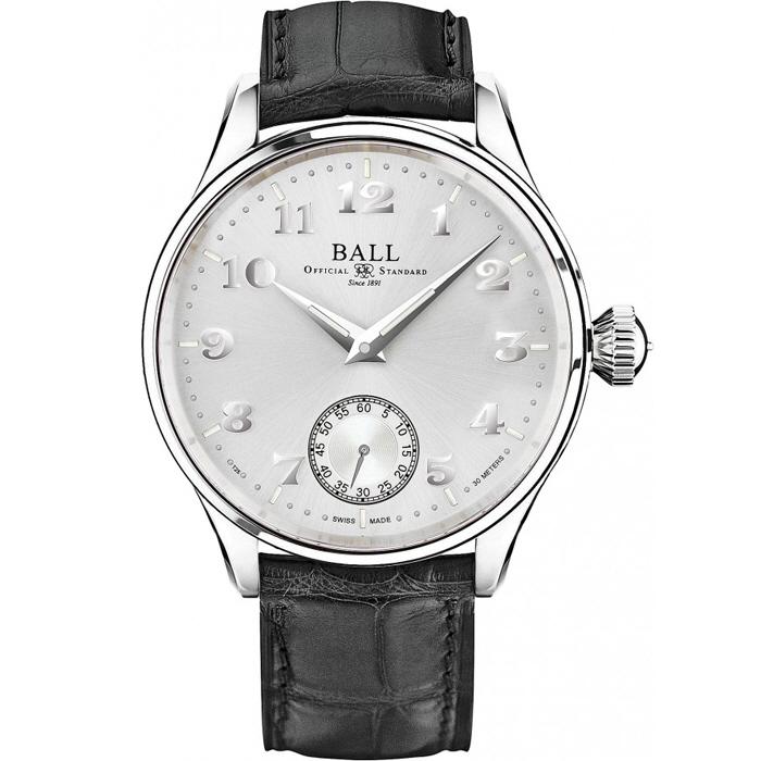 [추가비용없음] BALL Watch  볼워치 클리블랜드 나이트 익스프레스 남성 NM3038D-LL2J-WH