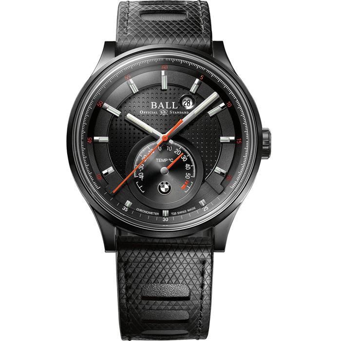 [추가비용없음] BALL Watch  볼워치 NT3010C-P1CJ-BKC BMW TMT
