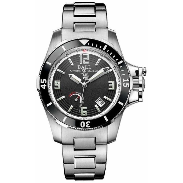 BALL Watch  볼워치 엔지니어 하이드로 카본 항레 세계 한정 500개 남성 PM2096B-S1J-BK