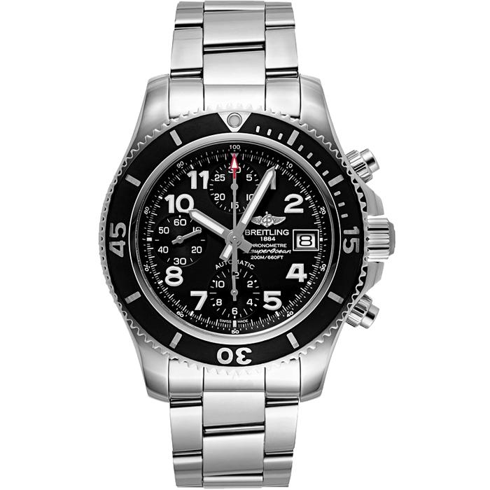[추가비용없음] 브라이틀링 BREITLING super ocean chronograph A13311C9 BE93