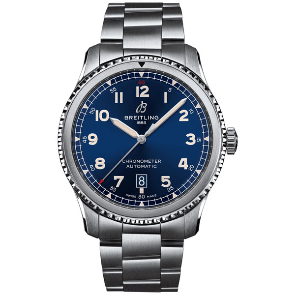 BREITLING A17315101C1A1 Aviator 8 Automatic 41 Mens Watch