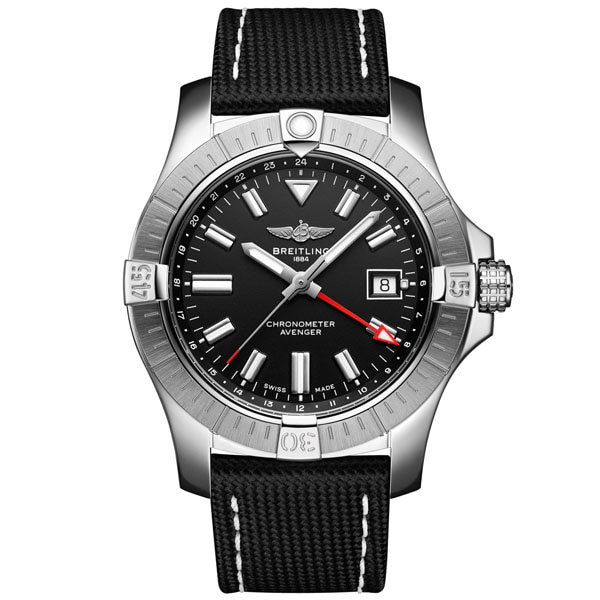 BREITLING A32397101B1X1 Avenger Automatic GMT 43 Mens Watch
