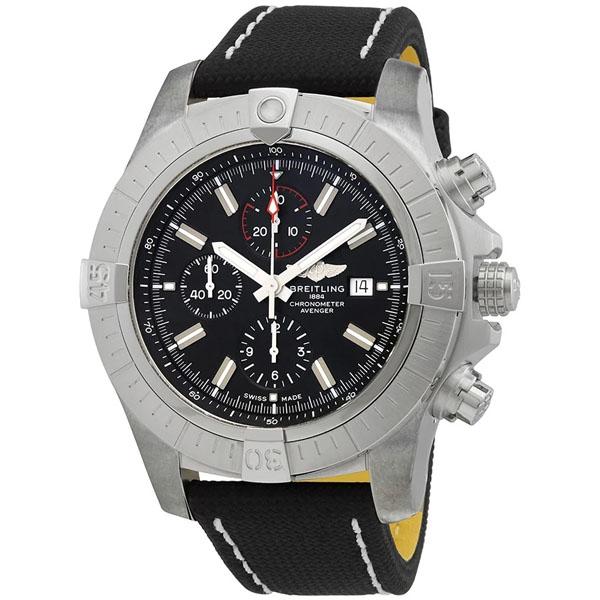 BREITLING A348B-1MAA Avenger Chronograph 48 Mens Watch
