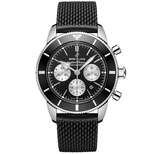 BREITLING AB0162121B1S1 Superocean Heritage Chronograph 44 Mens Watch