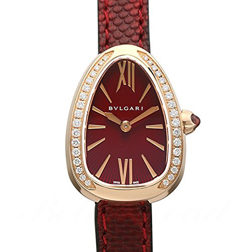 [추가비용없음] 불가리 BVLGARI SPP27C9PGDL BVLGARI Serpenti Pink Gold 27mm 102730