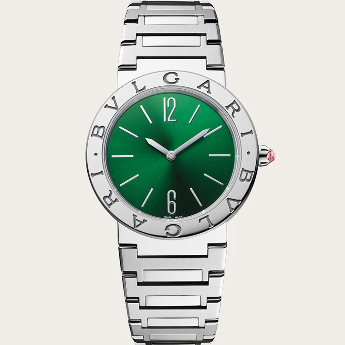 [추가비용없음] 불가리 BVLGARI BVLGARI LADY Steel Watch BBL33C4SS/QZ 불가리 33mm