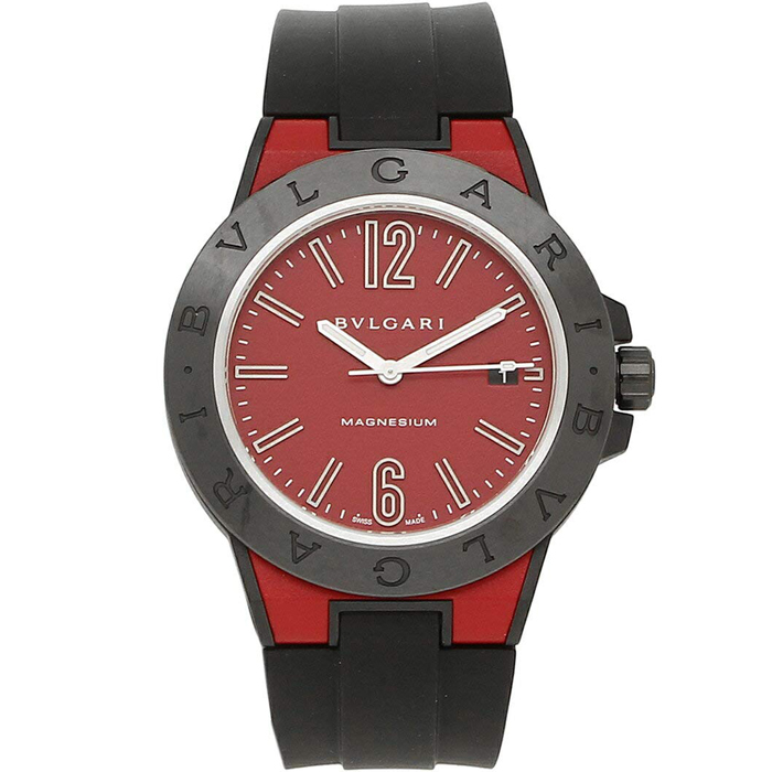 [추가비용없음] 불가리 BVLGARI watch men self-winding 남성 42mm DG41C9SMCVD/SP