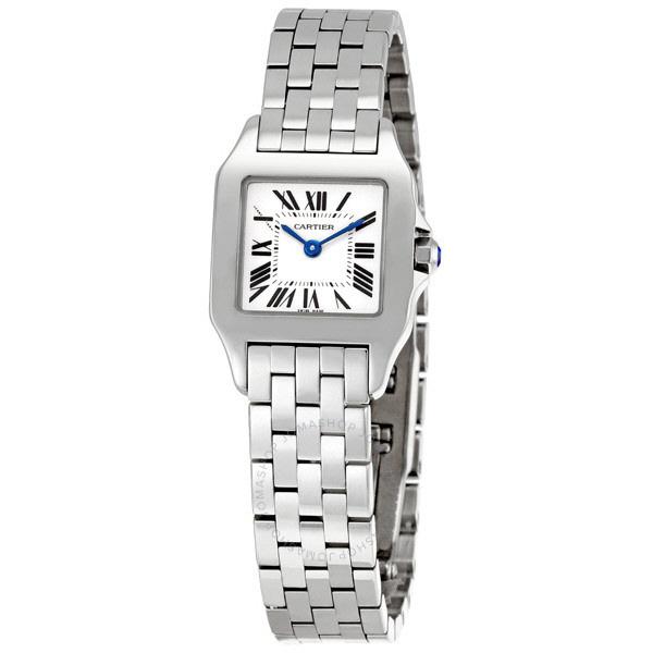 [추가비용없음] 까르띠에 W25064Z5 Cartier SANTOS Demoiselle Watch 여성 W25064Z5