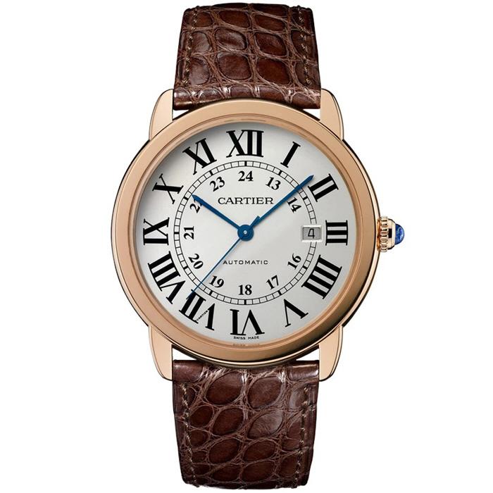 [추가비용없음] 까르띠에 Cartier W6701009 Ronde De