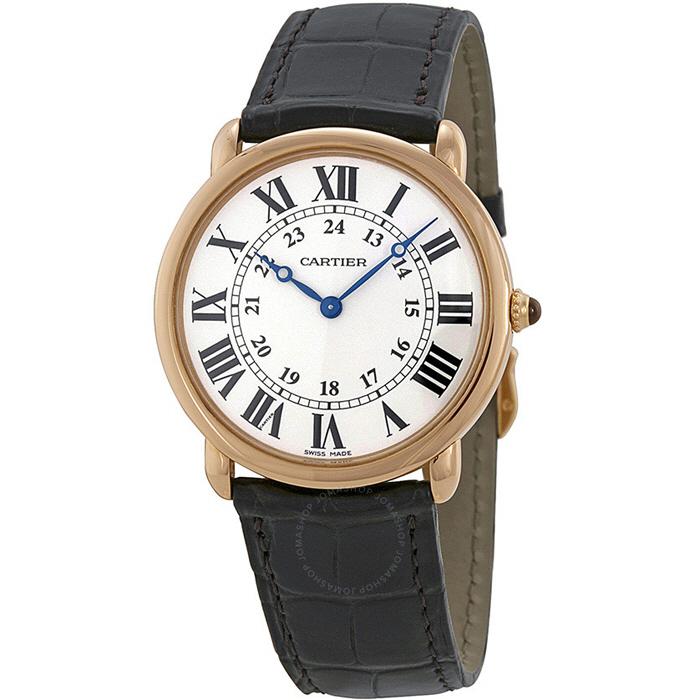 [추가비용없음] 까르띠에 Cartier W6800251 Ronde De