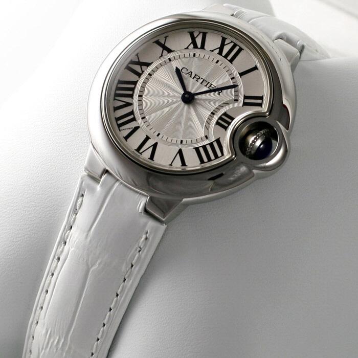 [추가비용없음] 까르띠에 Cartier W6920086 33mm BALLON BLEU 여성