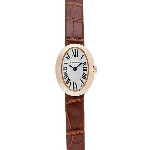 [추가비용없음] 까르띠에 Cartier W8000017 Baignoire 베누아