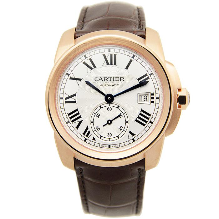 [추가비용없음] 까르띠에 Cartier WGCA0003 Calibre De 칼리브