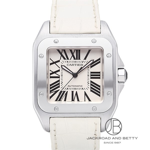 [추가비용없음] 중고 까르띠에 Cartier Santos 100 W20073X8