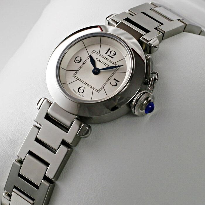 [추가비용없음] 까르띠에 Cartier MISS PASHA W3140007 여성