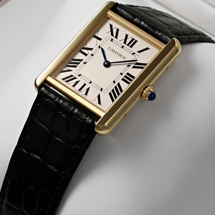 [추가비용없음] 까르띠에 Cartier TANK SOLO W5200004
