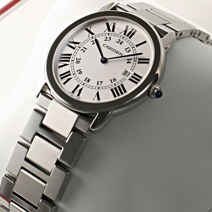 [추가비용없음] 까르띠에 Cartier Cartier RONDE SOLO W6701005 36mm